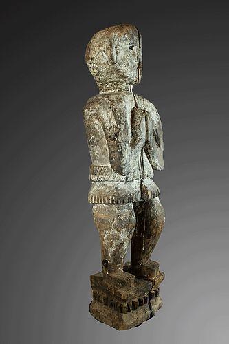 Himalayan Primitive Figure N°64, Himalayas, Nepal