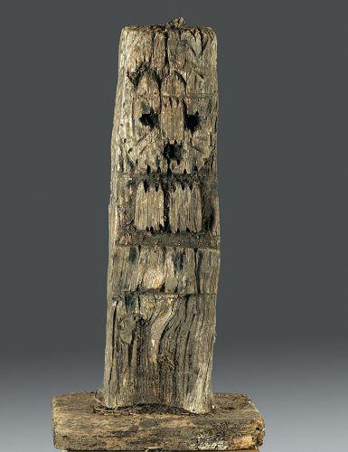 Old Himalaya Primitive figure N°73; Himalaya; Nepal