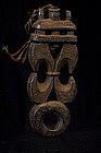 Wooden Churning-rod holder 45, Himalaya
