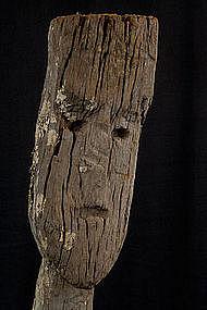very old himalayan primitive figure N22, Nepal