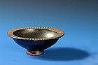 Greek-Italian Terracotta Black, 400-300 BC.