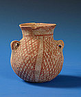 Early Bronze Age �Canaanite� Terracotta Jar, 3000 BC.