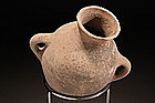 Middle Bronze Age Wine Storage Amphora, 1850-1550 BC.