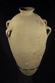 "Middle Bronze Age ""Canaanite"" Amphora, 1850-1550 BC."