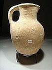 """Middle Bronze Age """"Canaanite"""" Pitcher, 1850 BC."""