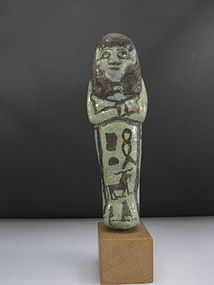 ANNCIENT EGYPTIAN SHABTI FOR HEPET-BA-YI