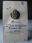 Ancient Egyptian Steatite Cartouche Plaque for Rameses III