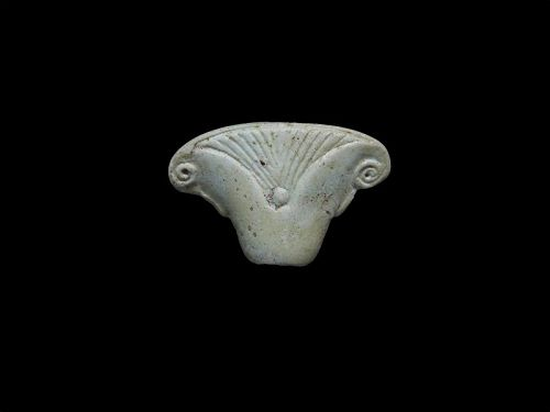 Ancient Egyptian Upper Part of a Fan