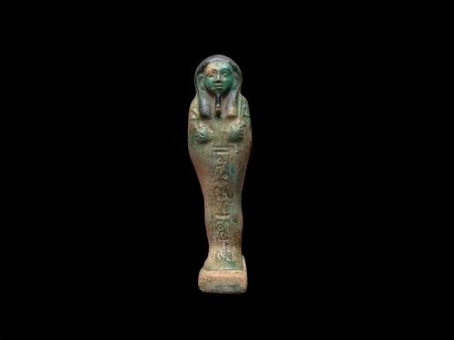 Ancient Egyptian Shabti for Ankh-pa-chered