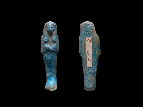 Ancient Egyptian Shabti for Nes-Mut