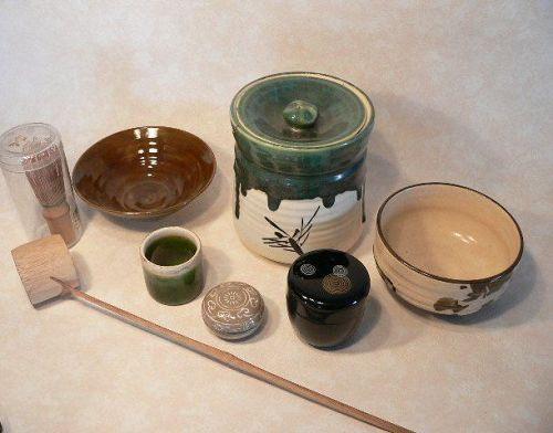 Tea Set Starter Set Japanese