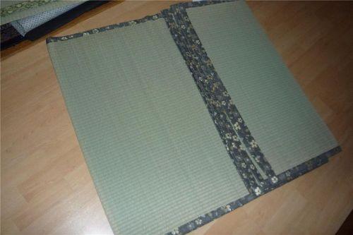 Japanese Traditional Rush Grass Floor Mat TATAMI