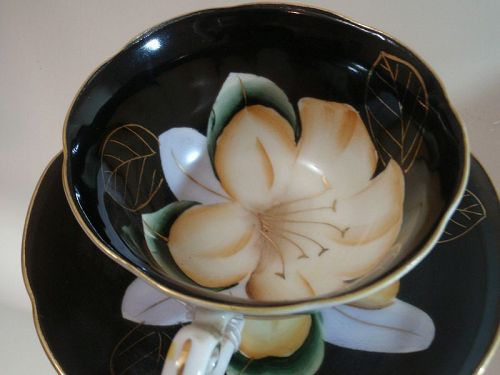 Japanese Vintage Tea Cup Porcelain