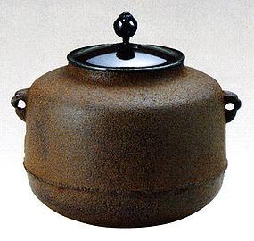 ZEN Japanese Tea Ceremony Kettle Masamitsu Chagama