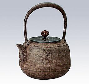 Japanese Zen Tea Ceremony Cast Iron Kiyoshi Chagama