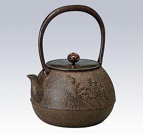 Japanese Zen Tea Ceremony Iron Kiyoshi Seisaku Chagama