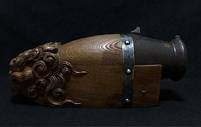 Rare Japanese Teppou Gun Hiyazutsu Maeda family