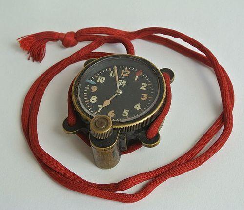 Japanese Seiko Seikosha flight aviation watch type 93 shiki original