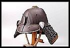 EDO Japanese MYOCHIN 62-plate Samurai Kabuto Helmet