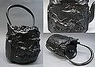 Fine Japanese Tea Ceremony Tetsubin Cast Iron Pot Art