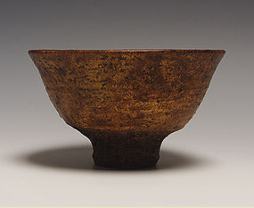 Korean Irabo Chawan (17th century) - w box