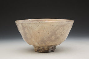 Hagi-yaki Chawan by Sakakura Shinbei the 14th