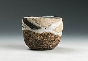 A Modern Guinomi by Akira Miyazawa