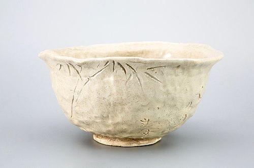 Ōtagaki Rengetsu Kashibachi Dish (Ex. Museum Piece)
