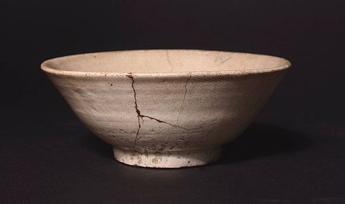 Korai Richo Chawan from the Joseon Dynasty