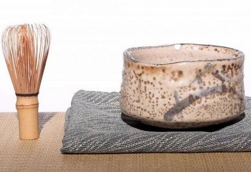 An Early Edo Period Shino Chawan