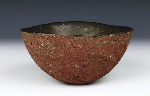 A Contemporary Tea Bowl by Tadashi Ito -- Inspired by Nature