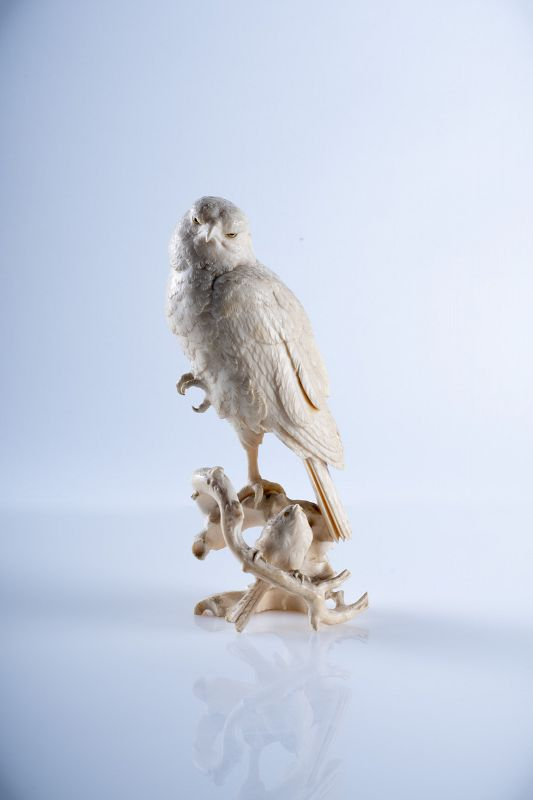 Teikiyo 亭清人 – Japanese Sparrowhawk