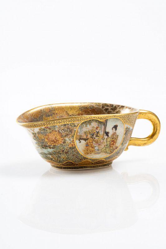 Hankinzan – A Japanese bowl