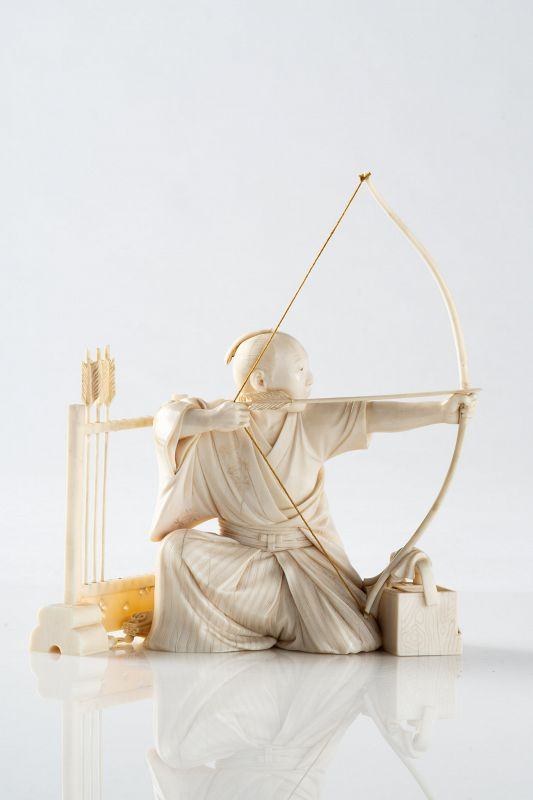 Ogawa Seiryu – A Japanese archer