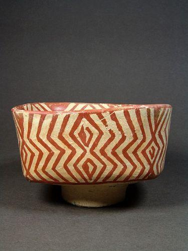Western Anatolian Hacilar Bowl, 5500-5000 BC