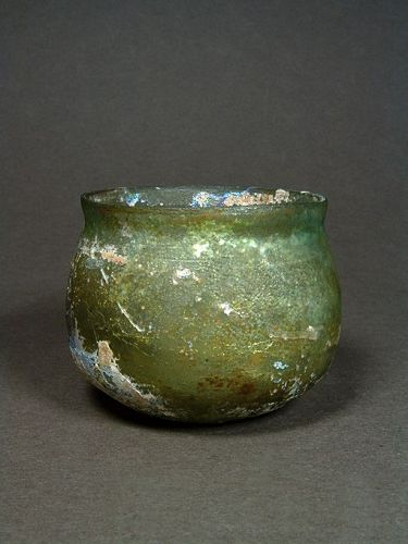 Roman Glass Cup, 2nd/3rd Century AD