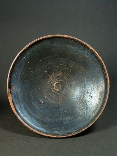 Greek Campanian Bowl, 4th Century BC