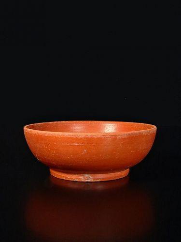 Roman North African Red Slip Bowl, 375-400 AD