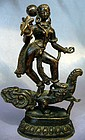 Nepalese Dancing Goddess