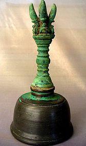 Khmer Ritual Hand Bell