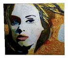 Sonia Gold - Portrait of Adele - Beautiful Oil Painting