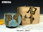 Chawan Tea Bowl by Takiguchi Kazuo