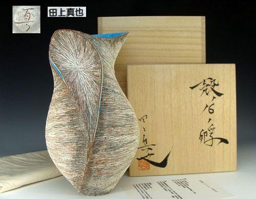 Tanoue Shinya �Shell� Vase