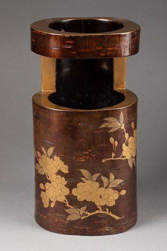 Vase for Ikebana, Japan Edo 19th century