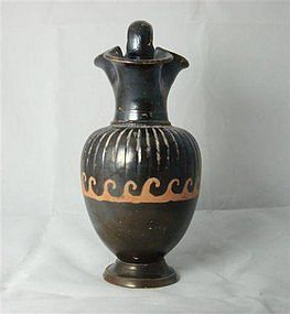 Splendid Greek  Attic Oinochoe! 4th Cen BC!