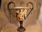 Beautiful Greek Kantharos W/Eros! 4th Cen. B.C.