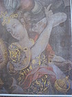 Rubens GILDED Angel Michael on Flemish Altarpiece