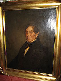 Early 1820 Portrait of Senator William Pinkney