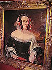James Reid Lambdin Natchez Portrait of a Lady