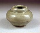 Chinese Sung Dynasty Celadon Vase